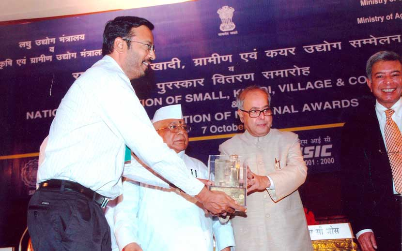 National Award for Research & Development