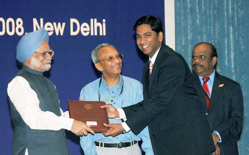 National Award for Defence Technology Absorption by DRDO Min.of Defence